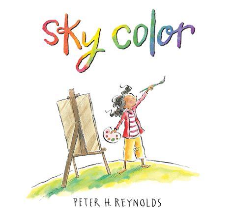 sky color creatrilogy 0763623458 the classroom bookshelf sky color