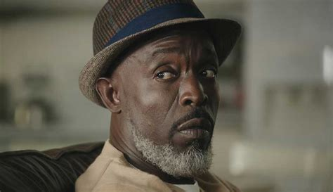 michael k williams atlantic michael k williams ponders being typecast in an absorbing