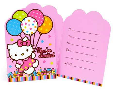 Hello Birthday Invitation Card Template Free by Birthday Invitation Template Bagvania Free