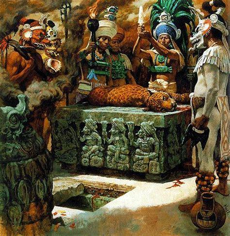 imagenes sacrificios mayas la religi 243 n maya sobrehistoria com