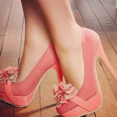 high heels photography pink flower high heels pictures photos and images for