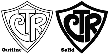 lds coloring pages ctr shield ctr shield printable cliparts co