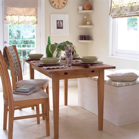 small kitchen table ideas small kitchen design ideas ideal home