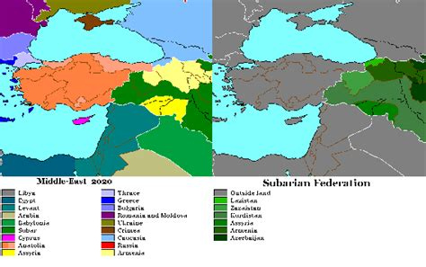 middle east map in 2020 curious maps of the middle east