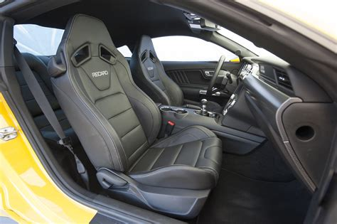 mustang seats 2015 ford mustang gt test photo gallery motor trend