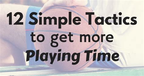 simple tactics    playing time