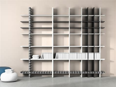 open libreria open bookcase takebook by de rosso