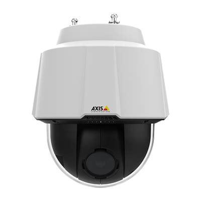 image axis p5635 e outdoor hd 1080p ptz dome network camera