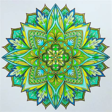 mandala collection volume 1 colorit mandalas to color volume 1 colorist marla theodoro adultcoloring coloring