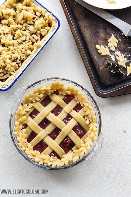 juegos de tarta de fresa de cocina tarta de fresa y ruibarbo paperblog