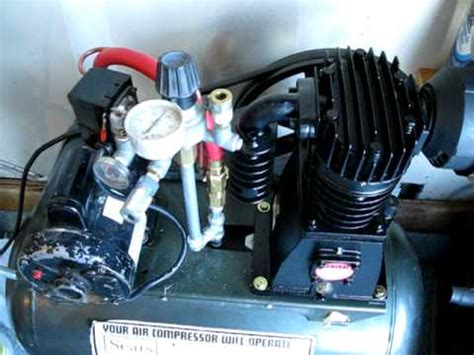harbor freight 67697 145 psi 3 horsepower cylinder air compressor as a replacement