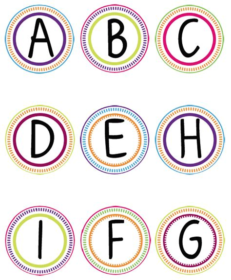 printable alphabet letters word wall classroom diy new use for your old chalkboard scholastic
