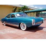 1954 Kaiser Manhattan  Information And Photos MOMENTcar