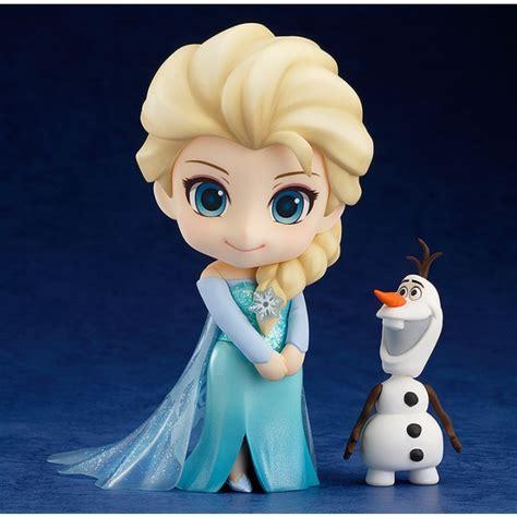 Figure Elsa Frozen Nendoroid 475 Nendoroid 475 Disney Frozen Elsa Olaf Garden And