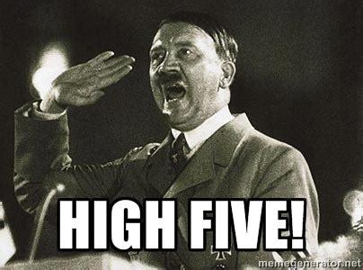 Hitler Meme - adolf hitler via meme generator random pinterest