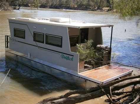 small house boat trailerable pontoon houseboats for sale trailerable