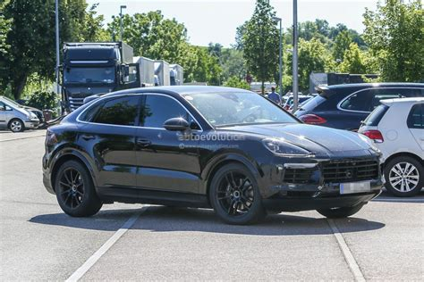 2020 Porsche Cayenne by Photos 2020 Porsche Cayenne Coupe Is With A
