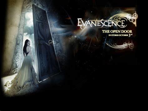 Evanescence Open Door by Evanescence The Open Door Evanescence Fan