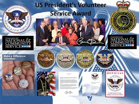 presidents volunteer service award corporation for national and the us presidential service volunteers award the woma group