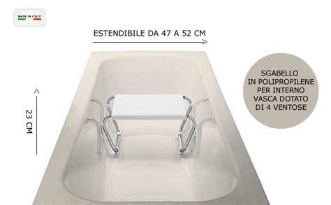 sgabello per vasca da bagno cerchi sgabello antiscivolo per vasca da bagno h5627