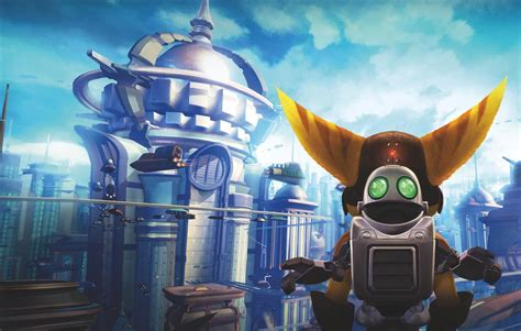 explore the galaxy with ratchet clank comicbuzz
