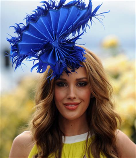 down hairstyles for races 3 fascinator friendly hairstyles