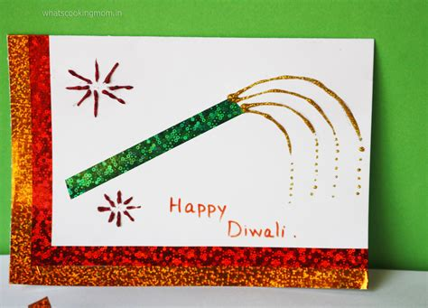 Handmade Diwali Cards - 100 diwali ideas cards crafts decor diy and ideas
