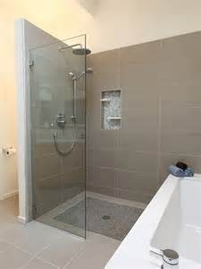 No Door Shower No Door Shower