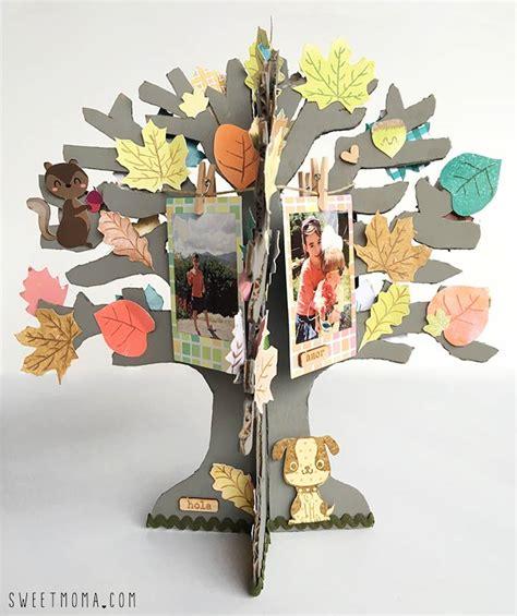 plantillapara decorar arbol 193 rbol de cart 243 n con tutorial sweet m 246 ma scrapbooking en espa 241 ol ideas y tutoriales