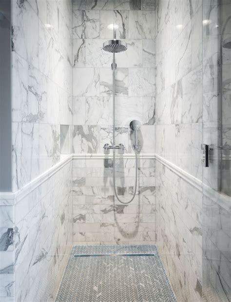 boy s bathroom shower seattle wa statuary carrara marble
