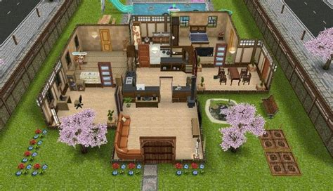 sims freeplay house designs sims freeplay house plans woodworking projects plans