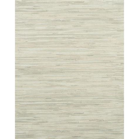 shop nuwallpaper gray vinyl grasscloth wallpaper at lowes com shop york wallcoverings modern rustic gray vinyl textured