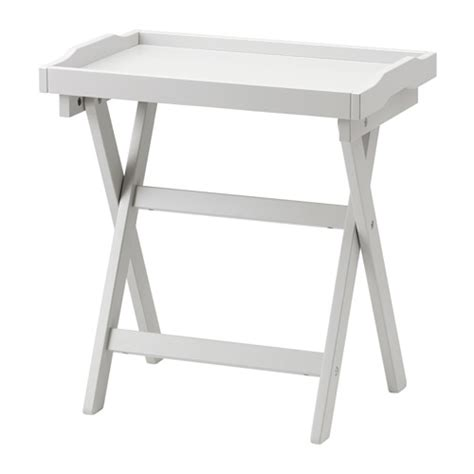 Ikea Side Table Uk Maryd Tray Table Grey 58x38x58 Cm Ikea