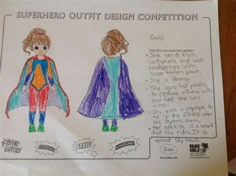 superhero design contest 267 best girl superhero outfit design competition images
