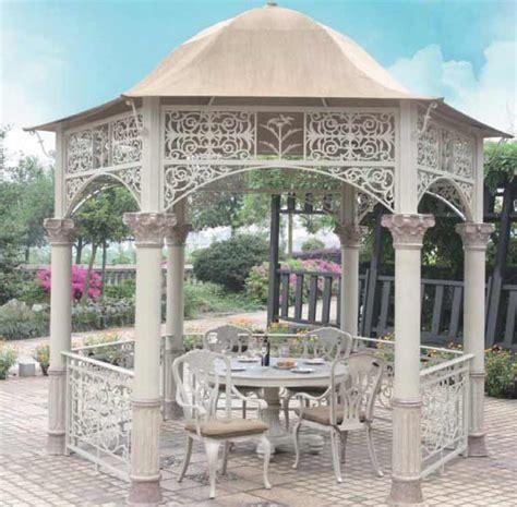 Garden Leisure   Patio Furniture Collections   Gazebo