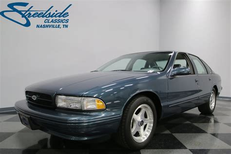 car owners manuals for sale 1996 chevrolet impala transmission control 1996 chevrolet impala streetside classics classic exotic car consignment dealer