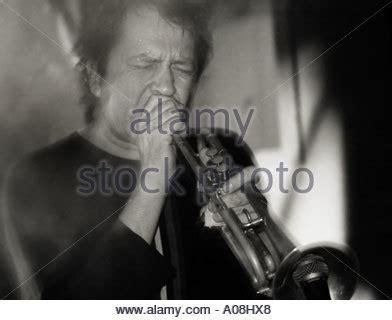 Die Scheune Dresden by Nils Petter Molvaer Trumpet During His Soundchecks
