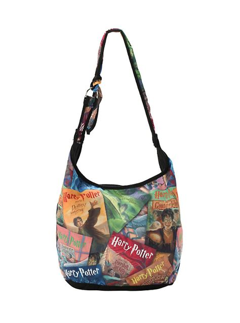 harry potter book covers hobo bag topic
