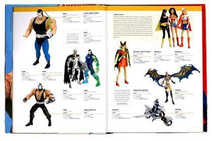 figure archive reading the dc comics figure archive