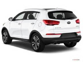 2016 kia sportage pictures angular rear u s news world report