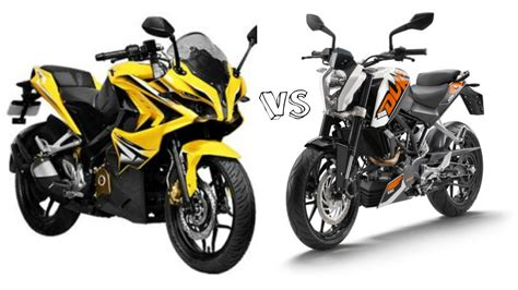 Ktm 200 Duke Price In India Ktm Duke 200 Vs Pulsar Rs 200 Price Feature