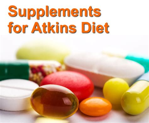 Vitamins To Take For Detox Dr Atkins 95 best images about low carb diet on new you