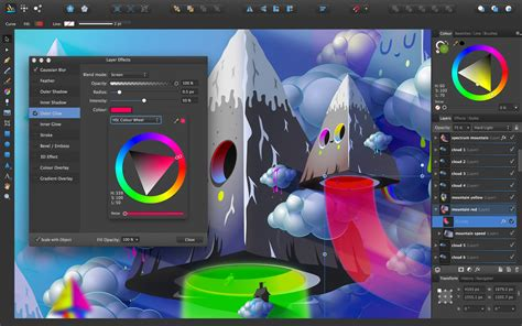 design graphics on mac affinity designer is a new graphics design suite available