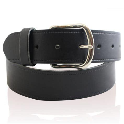 mens real leather belts made in black brown belt 3