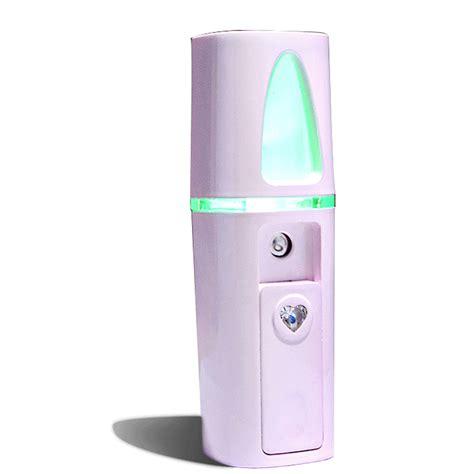 Miniso Spray Steamer 2017 handheld mini nano portable steamer spray