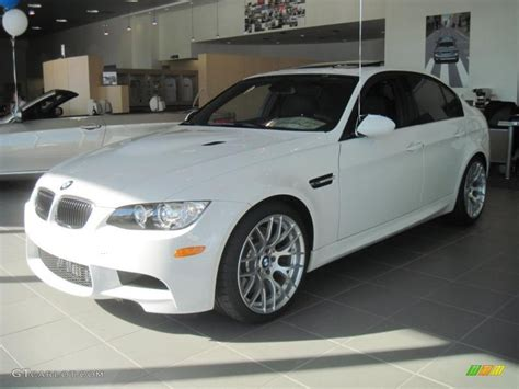 2011 M3 Sedan by Alpine White 2011 Bmw M3 Sedan Exterior Photo 40094099