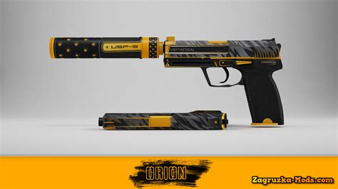 skin usp s for cs go 187 mods ets 2