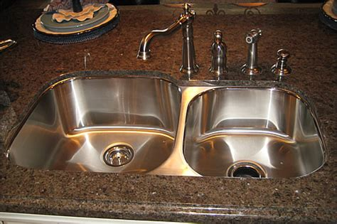 Granite Countertop With Undermount Sink by The Water Test If You Need To Seal Your Granite