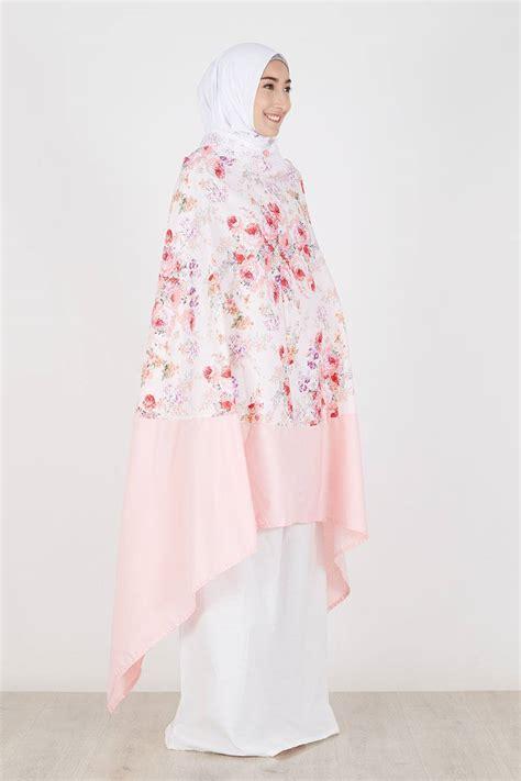 Jilbab Square Lace Katun Erow sell mukena mukaga mukena hijabenka