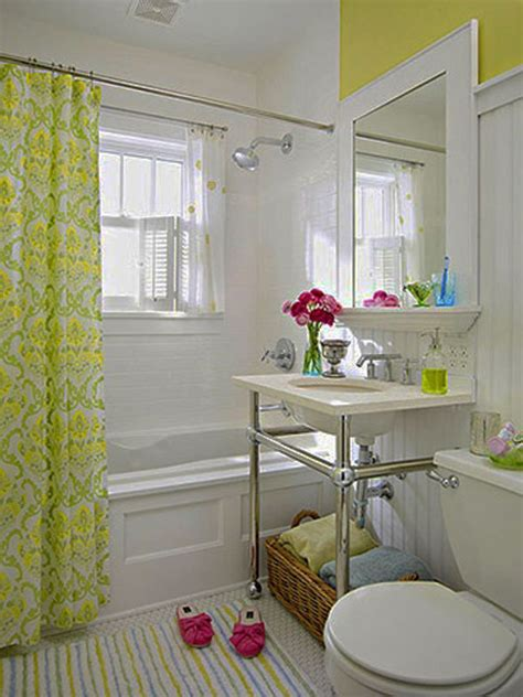 Ideas For Decorating Small Bathrooms 30 small and functional bathroom design ideas for cozy homes